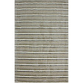 Hill & Co Pimilico Stripe Rug - 180cm x 120cm (5 ft 11 in x 3 ft 11 in)