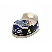 Lumi Potty *VANILLA* With White Night Light