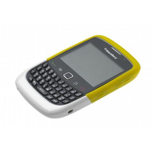 Premium Skin for the 9300/8520 Smartphone - Yellow/White