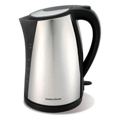 Morphy Richards 43729 Jug Kettle - Charcoal and Stainless Steel