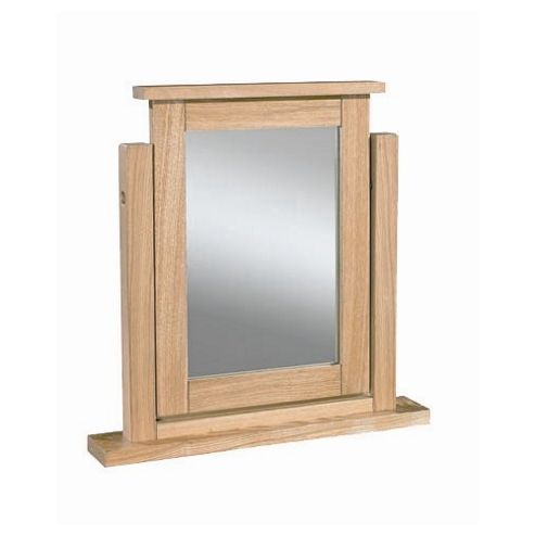 Kelburn Furniture Carlton Ash Mirror
