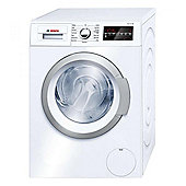 Bosch WAT24460GB Washing Machine with 8KG Wash Load, 1200rpm Spin and A+++ Energy Rating in White