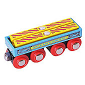 Bigjigs Rail BJT409 Graham's Girders Wagon