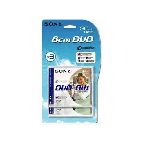 Sony DVD-RW Camcorder Discs