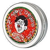 Crazy Aaron's Thinking Putty - Christmas Rudolph's Nose - Small 4cm Tin