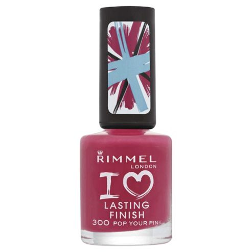 Rimmel London Lasting Finish 300 Pop Your Pink 8ml