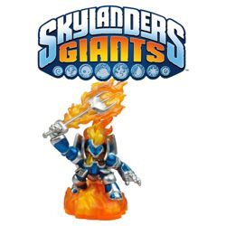 Skylanders Giants - Single Character - Ignitor