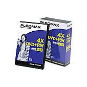 PLEOMAX-DVDRWX3 Pleomax DVD+RW 3 Pack