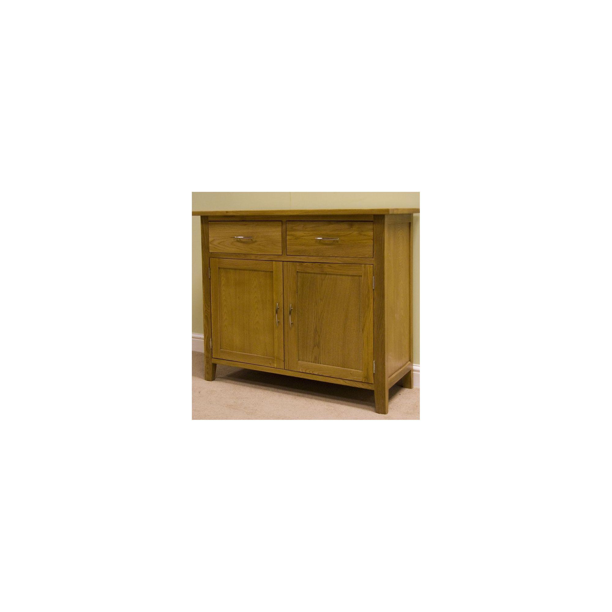 G&P Furniture Lyon Oak Sideboard at Tesco Direct