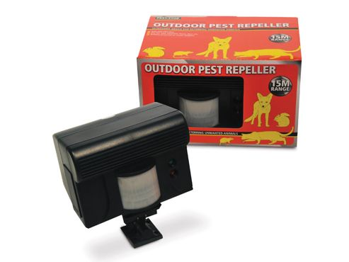 Procter Ps3010 Ultrasonic Garden Pest Repeller
