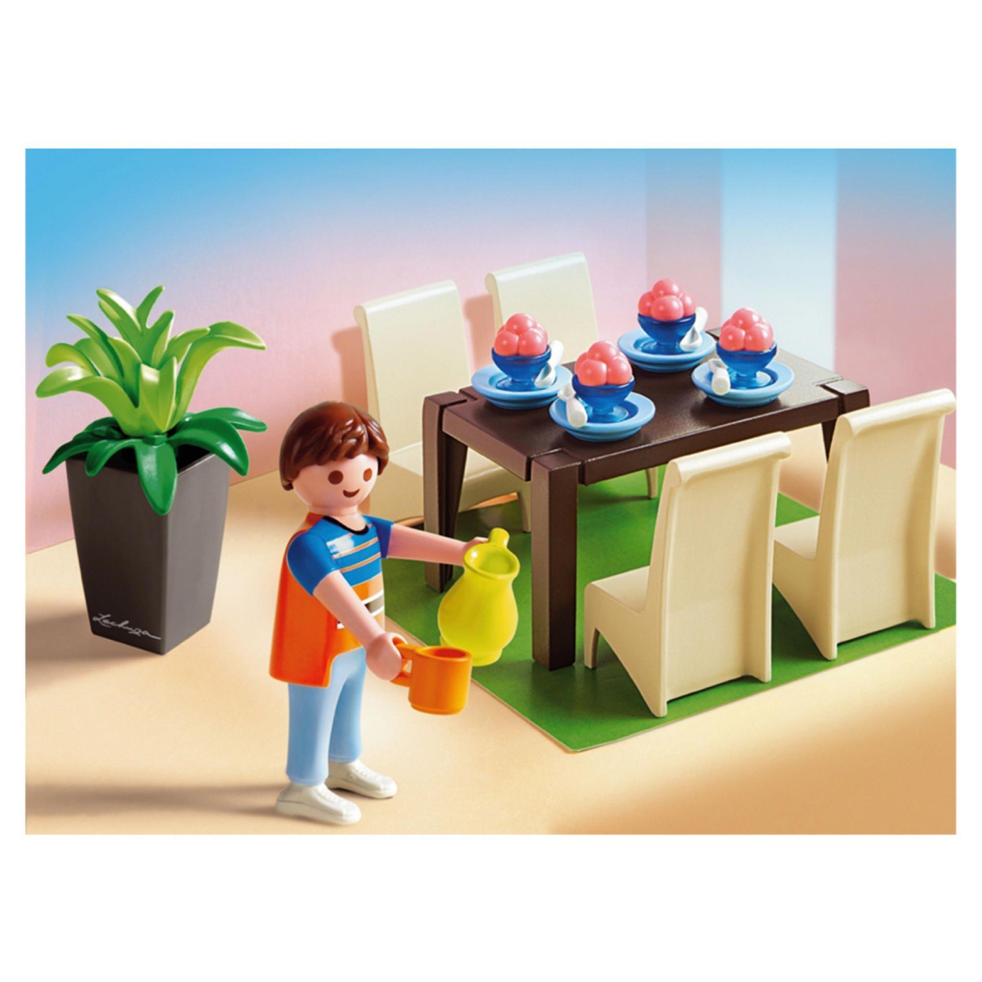 Myshop for Playmobil dining room 5335