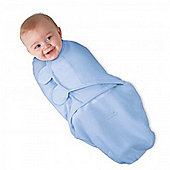 Summer Infant Small SwaddleMe Cotton - Blue