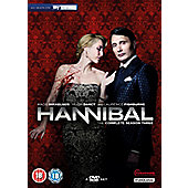 Hannibal Season 3 DVD