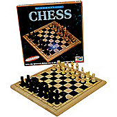 Chess - Wooden Games - John Adams
