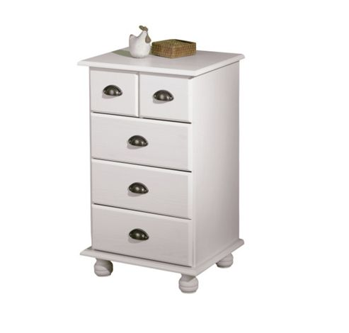 Aspect Design Ulla Chest of Drawers in White