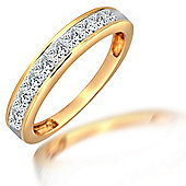 18 Carat Yellow Gold 1ct Diamond Ring