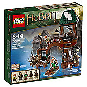 LEGO The Hobbit Attack on Lake-Town 79016