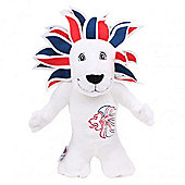 London 2012 Pride Lion 30cm Soft Toy