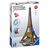 Ravensburger Eiffel Tower 216 Piece 3D Puzzle