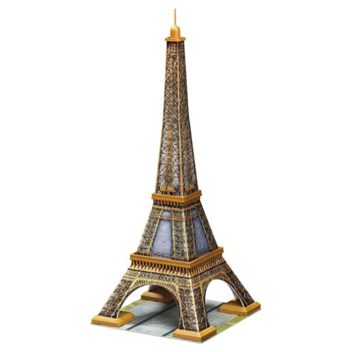 Ravensburger Eiffel Tower 216-Piece 3D Jigsaw Puzzle
