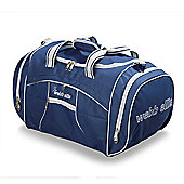 Webb Ellis Maritime Sports Gym Kit Bag Holdall, Black