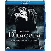 Dracula (1931) 2014 Blu-Ray Region Free