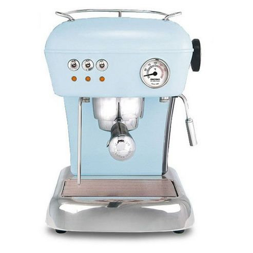 Ascaso Dream Versatile Espresso Coffee Machine in Baby Blue