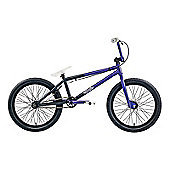 "Scorpion Poison 20"" Wheel Purple BMX Bike"