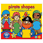 Pirate Shapes Orchard toys