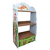 Fantasy Fields Knights & Dragons Bookcase
