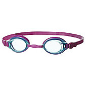 Speedo Jet V2 Junior Goggle - Purple / Blue
