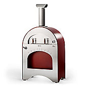Forno Pizza Gas Fired Pizza Oven - High Performance Outdoor Oven Made in Italy