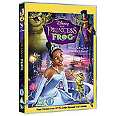 The Princess And The Frog - Disney DVD