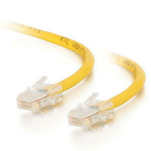 Cables to Go 1.5 m Cat5e 350 MHz Assembled Patch Cable - Yellow
