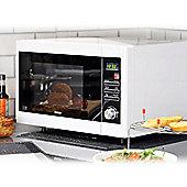 Igenix IG3092 30 Litre 900W Digital Combination Microwave - White