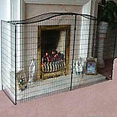 Pennine Deluxe Shaped Fire Guard