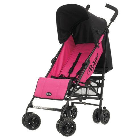 Obaby Atlas Stroller, Pink
