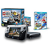 Wii U PREMIUM & LEGO CITY UNDERCOVER (MARIO AND SONIC AT THE WINTER OLYMPICS)