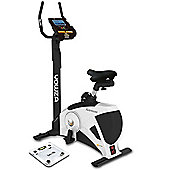 Yowza Kansas Luxx Upright Exercise Bike with Wireless Scale