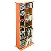 Techstyle CD / DVD / Video Multimedia Storage Unit