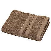 Pure Cotton Mocha Hand Towel