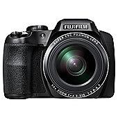 Fuji S9200 Digital Bridge Camera, 16.2MP, 50x Optical Zoom, Black