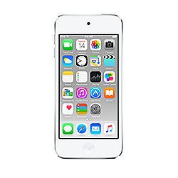Apple iPod touch 64GB White & Silver (6th Generation)