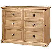 Wiseaction Porto 6 Drawer Chest