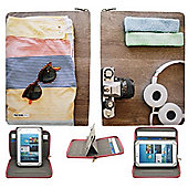 Streetslips Limited Edition Pool Side Tablet Case Universal up to 8 Inch Vibrant Print Unique Functionality SSPS8 5060236109958