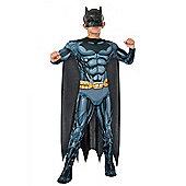 Child Deluxe Batman Costume Medium