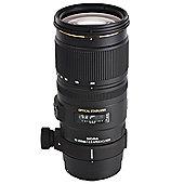 Sigma 70-200mm f/2.8 EX DG OS (stabilised) HSM - Nikon Fit Lens