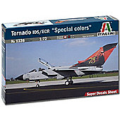 Italeri Tornado Ids/Ecr 'Special Colors' 1336 1:72 Aircraft Model Kit