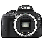 "Canon EOS 100D Digital SLR, Black,  18MP, 3"" LCD Screen, Body Only"