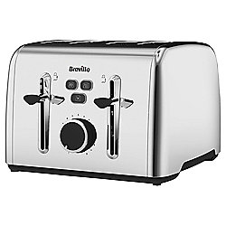 Breville VTT735 4 Slice Toaster Colour Notes SS